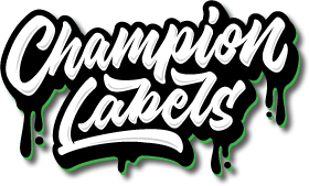 Champion Labels and Stickers