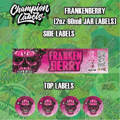 Frankenberry labels