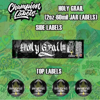 Holy Grail labels